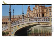 Row Boating In Seville Carry-all Pouch