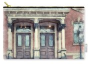 Row House Providence Rhode Island Carry-all Pouch