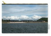 Row Of Clouds Carry-all Pouch