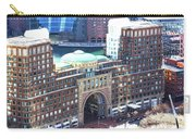 Rowes Wharf Building Carry-all Pouch