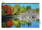Rowing Club Color Carry-all Pouch
