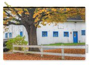 Roxbury Connecticut Barn Square Carry-all Pouch