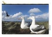 Royal Albatrosses Nesting Carry-all Pouch