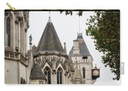 Royal Courts Of Justice Carry-all Pouch