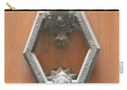 Royal Door Knocker Carry-all Pouch