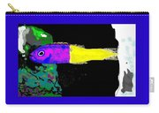 Royal Dottyback Fish Carry-all Pouch