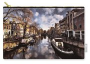 Royal Dutch Canals Carry-all Pouch
