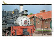 Royal Gorge Train And Depot Carry-all Pouch
