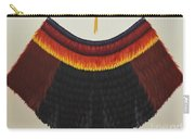 Royal Hawaiian Feather Cape Carry-all Pouch