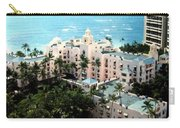 Royal Hawaiian Hotel  Carry-all Pouch