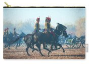 Royal Horse Artillery Painted Carry-all Pouch