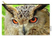 Royal Owl Carry-all Pouch
