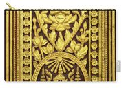 Royal Palace Gilded Door 01 Carry-all Pouch