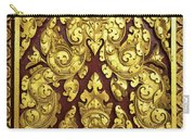 Royal Palace Gilded Door 02 Carry-all Pouch