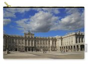 Royal Palace Of Madrid Spain Carry-all Pouch