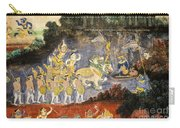 Royal Palace Ramayana 08 Carry-all Pouch