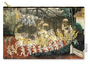 Royal Palace Ramayana 11 Carry-all Pouch
