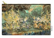 Royal Palace Ramayana 14 Carry-all Pouch