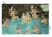 Royal Palace Ramayana 16 Carry-all Pouch