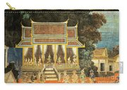Royal Palace Ramayana 18 Carry-all Pouch