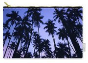 Royal Palm Grove Carry-all Pouch
