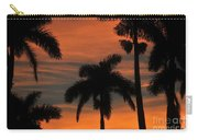 Royal Palms Carry-all Pouch