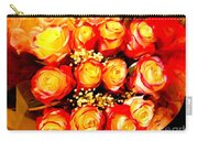 Royal Roses Carry-all Pouch