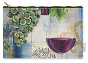 Royal Wine-a Carry-all Pouch