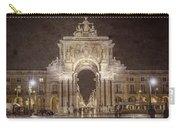 Rua Agusta Arch Lisbon Textured Carry-all Pouch