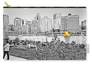 Rubber Duck - Pittsburgh, Pennsylvania Carry-all Pouch