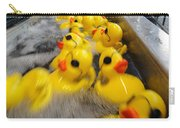 Rubber Duckies Carry-all Pouch