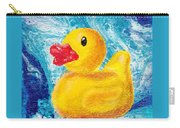 Rubber Ducky Carry-all Pouch