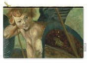 Ruben's Angel Carry-all Pouch by Shelley Irish
