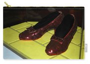 Ruby Slippers On The Yellow Brick Road Carry-all Pouch