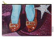 Ruby Slippers Carry-all Pouch