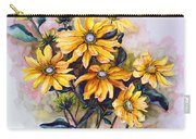 Rudbeckia  Prairie Sun Carry-all Pouch