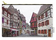 Rue Du Chasseur Carry-all Pouch