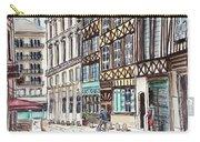 Rue Malpalu, Rouen, France II Carry-all Pouch