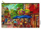 Rue Prince Arthur Montreal Carry-all Pouch