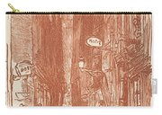 Rue Saint-severin Carry-all Pouch