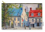 Rue Ste Anne 1965 Carry-all Pouch