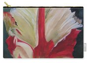 Ruffled Tulip  Carry-all Pouch