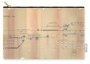 Rufford Jn 1981 Resignalling Carry-all Pouch