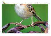 Rufous-collared Sparrow Zonotrichia Carry-all Pouch