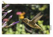 Rufous Or Allen's Carry-all Pouch