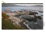 Rugged Carmel Point Carry-all Pouch