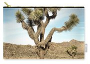 Rugged Joshua Tree Carry-all Pouch
