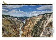 Rugged Lower Yellowstone Carry-all Pouch