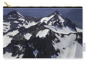 Rugged Mountain Peaks Carry-all Pouch