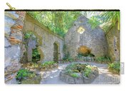 Ruins Of Chapel Sintra Carry-all Pouch